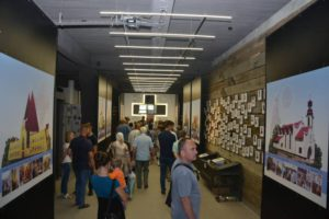 Всеукраїнський день пам'яті постраждалих за віру кожного року відбуватимиться у першу суботу вересня в смт Тиврів