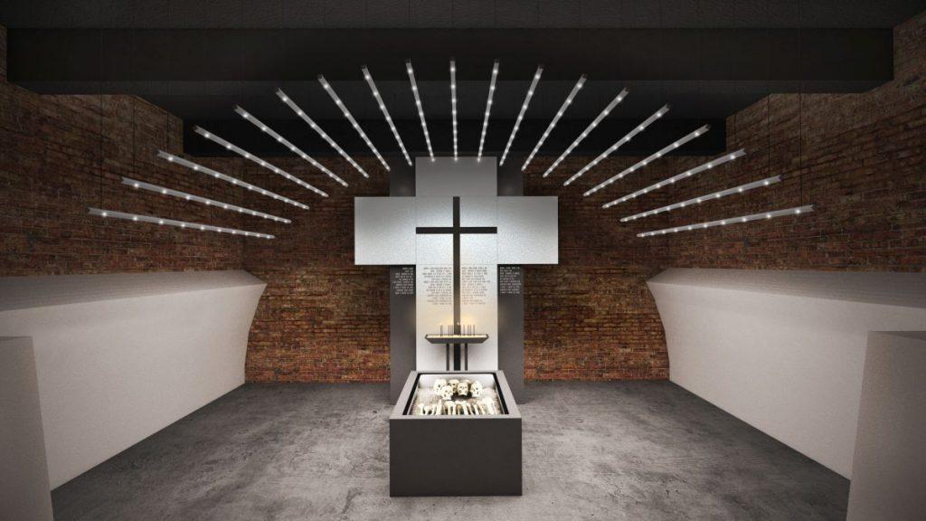 Єдиний на усю Східну Європу меморіал мучеників за віру ХХ століття.
