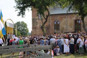 Відкриття Меморіалу мучченників за віру в України – як це відбувалося