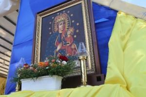 Встановлення санктуарію Матері Божої Тиврівської у Тиврові