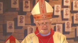 Проповідь єпископа Станіслава Шорокородюка в часі встановлення Санктуарію Матері Божої Тиврівської та Мученників за віру