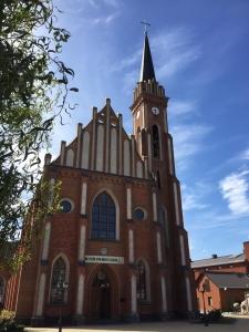 З архівної хроніки Санктуарію святого Йосифа