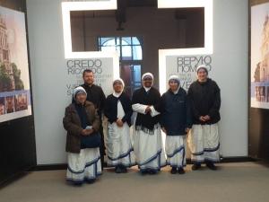 Наш Меморіал відвідали Сестри Місіонерки Божої Любові з Києва