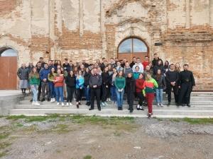 Молодь ОМІ – пройшла слідами Мучеників за віру в Україні