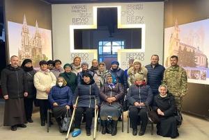 Наш Меморіал відвідали Матері наших хлопців, які загинули за Україну